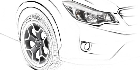 Subaru XV production model to debut at 2011 Frankfurt Motor Show