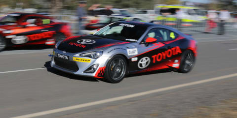 2016 Toyota 86 T86RS Review:: Track Test