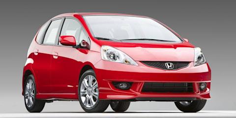 2009 Honda Jazz in New York