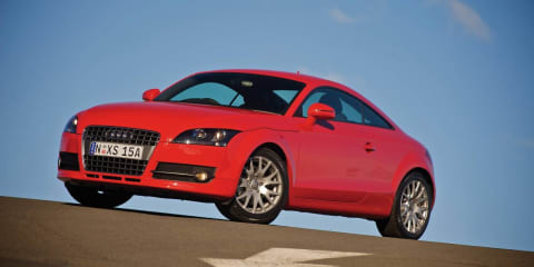 Audi TT Review & Road Test
