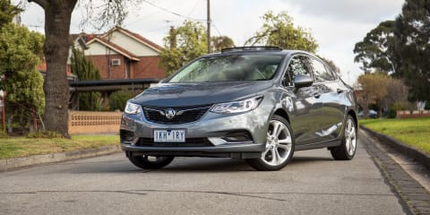 Holden Astra sedan, Sportwagon axed