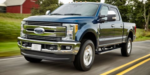 Ford F-250 Super Duty joins Performax range