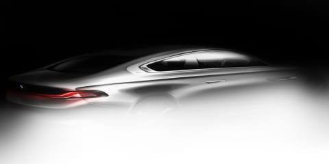 BMW Pininfarina Gran Lusso Coupe concept hints at new 8 Series