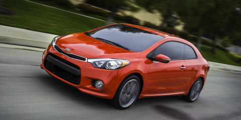 Kia Koup: all-new model gets 150kW turbo
