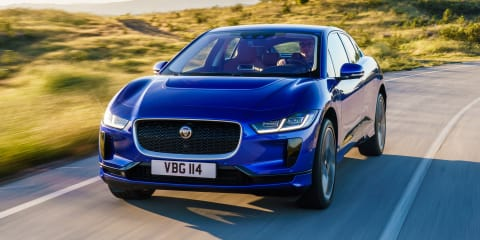 Jaguar I-Pace gets five-year warranty - UPDATE