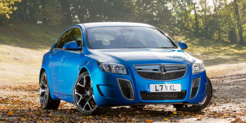 Vauxhall Insignia VXR SuperSport: unlimited engine, 273km/h top speed