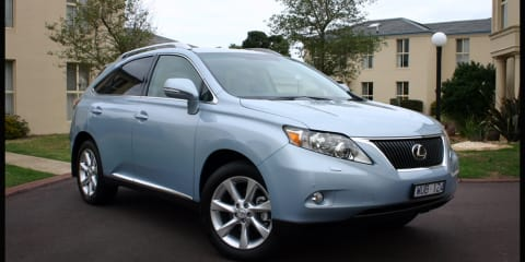 2009 Lexus RX350 Review & Road Test