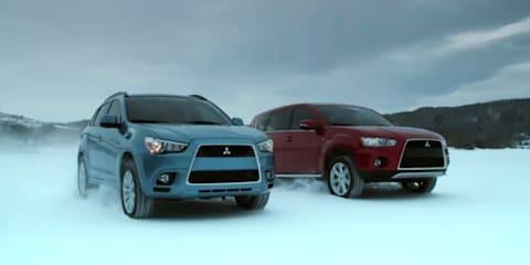 Video: Mitsubishi ASX, Outlander set five world records