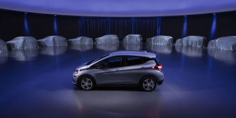 GM launching 20 electric vehicles by 2023; Holden to lead Australian charge