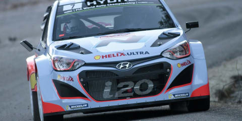 Hyundai's Chris Atkinson confirmed for Rally Mexico