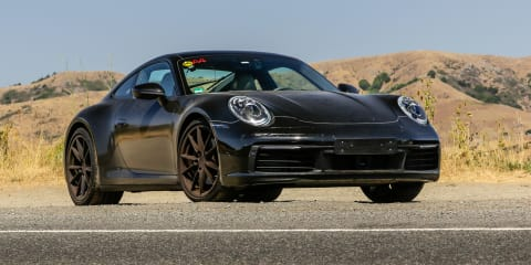 2020 Porsche 911 review: Prototype drive