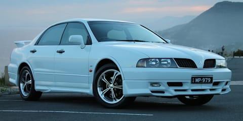 2001 Mitsubishi MAGNA Review