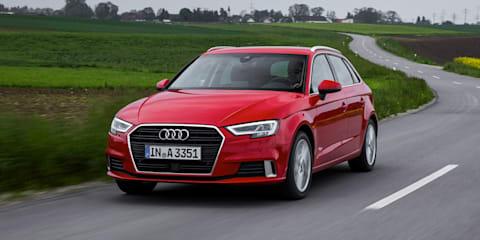2017 Audi A3 Sportback Review