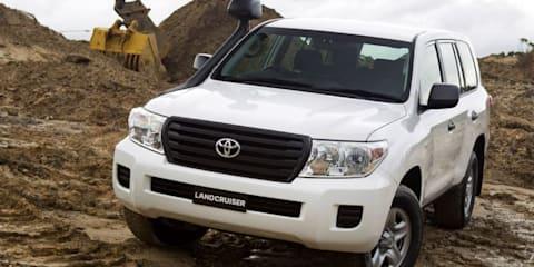 2012 Toyota LandCruiser 200 Series gets new V8