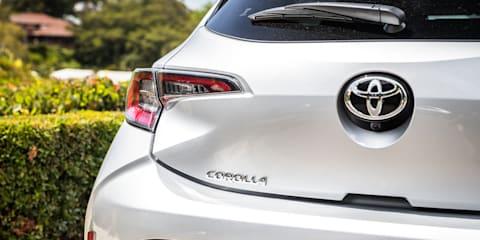 Toyota confirms Corolla GRMN, sorta - report