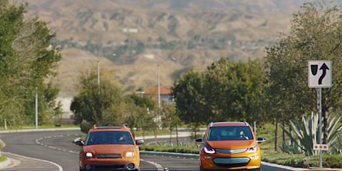 Volkswagen advertises Chevrolet Bolt as part of Dieselgate settlement