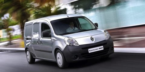 2013 Renault Kangoo: petrol manual and Maxi diesel join revised range