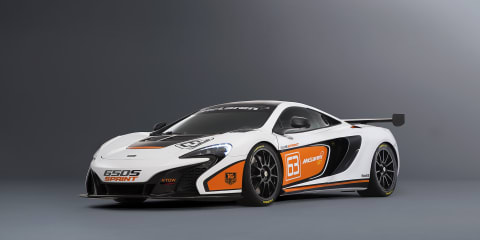 McLaren 650S Sprint track-only special to debut at Pebble Beach