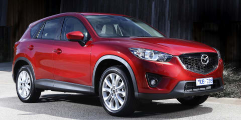 Mazda CX-5 targets Subaru Forester and Toyota RAV4