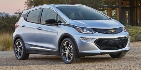 "Right-hook ruled out for GM's ""democratised"" Bolt and Ampera-e EVs"