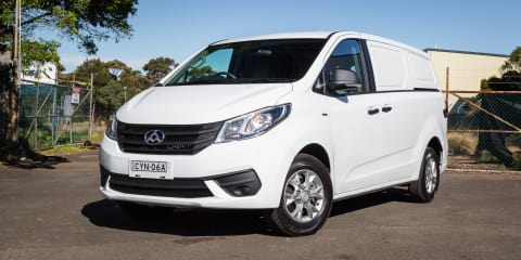 LDV G10 gets turbo-diesel option from $28,990 drive-away