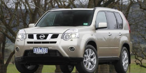 2010 Nissan X-Trail update