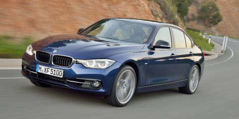 BMW 3 Series update revealed with new three-cylinder petrol and plug-in hybrid options