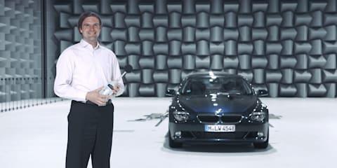 BMW Active Sound Design makes diesels purr