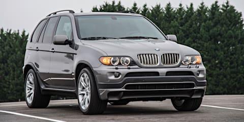 BMW X5 (E53) recalled