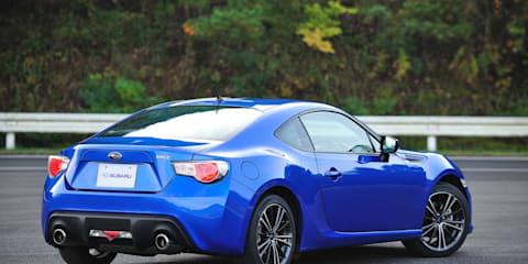 Subaru BRZ: Will it come to Australia?