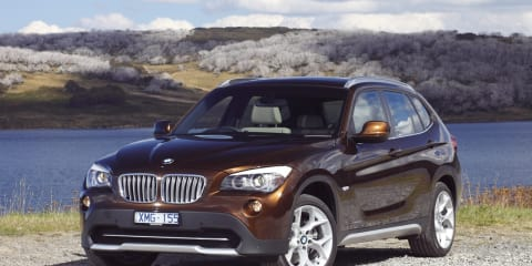 BMW X1 Review - BMW's new Compact SUV