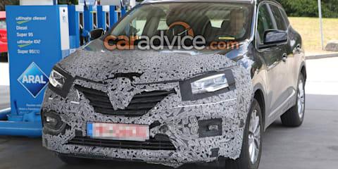 2019 Renault Kadjar spied again