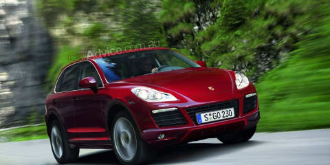 Porsche baby Cayenne to be called Porsche Cajun