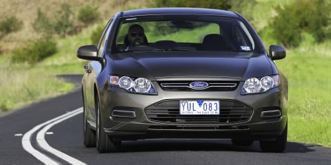 2014 Ford Falcon teased: Blue Oval still committed to large car