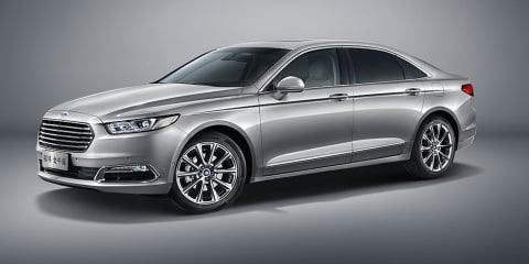 2016 Ford Taurus revealed