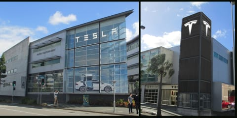 Tesla to open flagship showroom in Brisbane