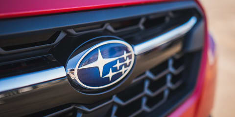 Subaru Impreza, Liberty, Outback recalled