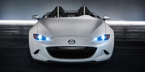 Mazda MX-5 Speedster Evolution, RK Kuro concepts revealed for SEMA - UPDATE