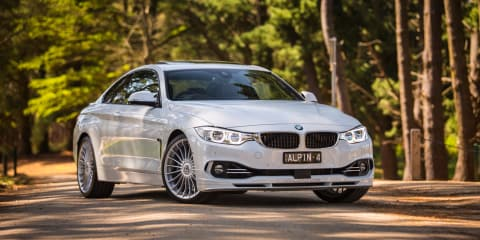 Alpina officially launches in Australia: B3 and B4 BiTurbo now on sale