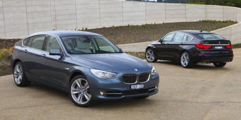 BMW 5 Series GT a mistake: North America CEO