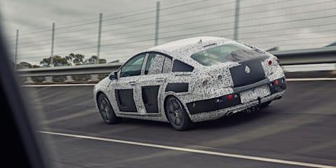 2018 Holden Commodore/Opel Insignia image gallery