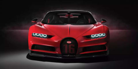 Bugatti Chiron Super Sport headed to Geneva - report