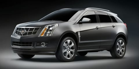 Cadillac SRX Crossover plug-in hybrid under development