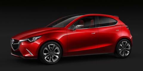 Mazda 2 : new-gen takes shape with sedan confirmed, three-door out