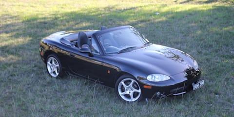2002 Mazda MX-5 Review