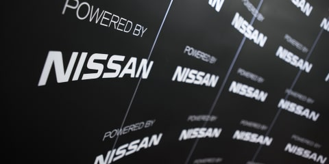 2013 Nissan Altima V8 Supercar: Live reveal from 10.30am AEST