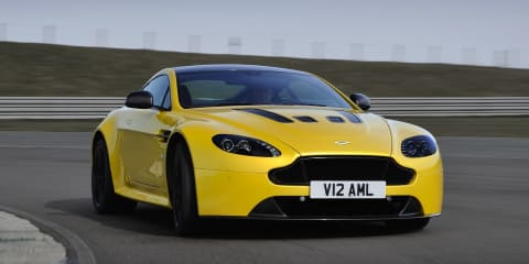 Aston Martin V12 Vantage S: $390K for 3.9sec supercar