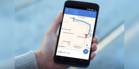 Google Maps turn-by-turn navigation and search will be available offline from late 2015