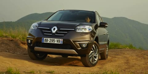 Renault Koleos : All-new SUV confirmed, likely to debut in 2016