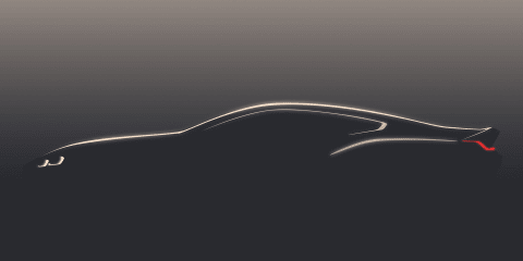 2018 BMW 8 Series confirmed, concept car teased